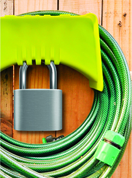 Hose and lock