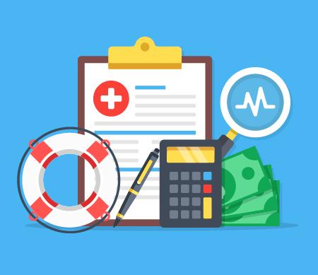 health insurance graphic