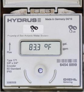 temperature screen