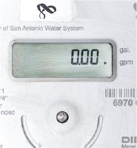 flow rate screen